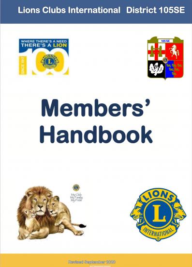 Members Handbook 2020